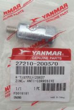 Yanmar Anode 6CX-ETE and 6CX-GTE/2